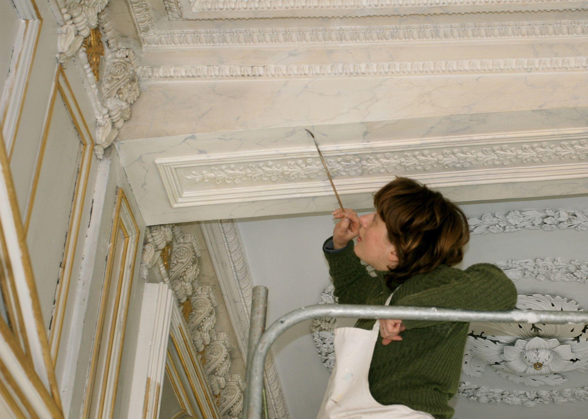 restauration faux marbre karine_resultat